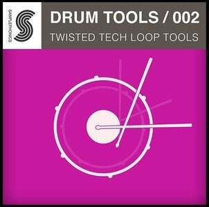 Samplephonics Drum Tools 002 Twisted Tech Loop Tools (ACiD-WAV-AiFF-REX2)