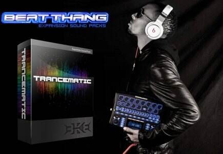 BeatKangz Beat Thang Expansions Sound Pack Trancematic (WAV)