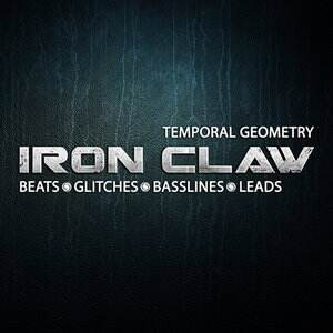 Temporal Geometry Iron Claw Beats Glitches Bass Leads (WAV)