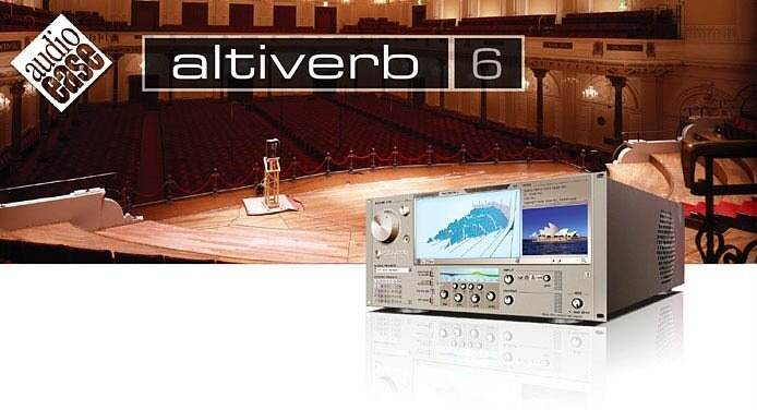 Altiverb v6 Impulse Responses COMPLETE Library