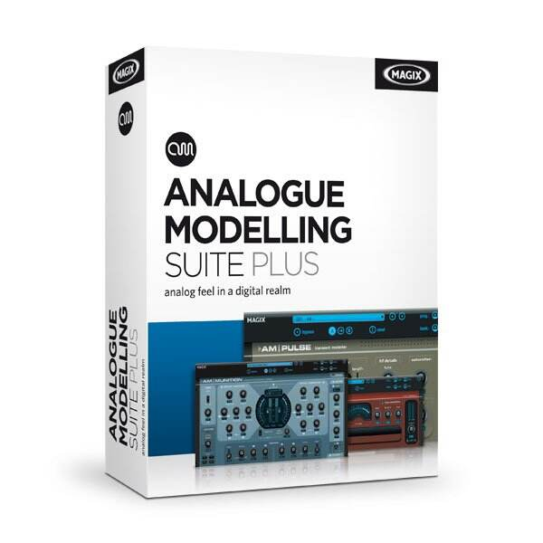 MAGIX Analogue Modelling Suite Plus v2.001 R2