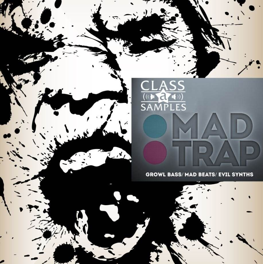 Class A Samples Mad Trap MULTiFORMAT