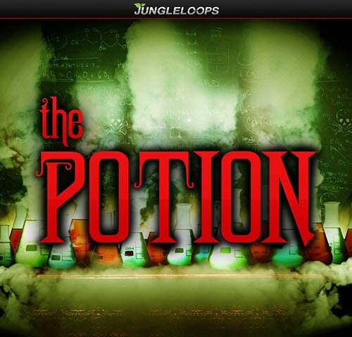 Jungle Loops The Potion