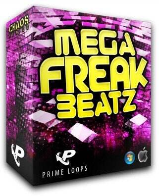 Prime Loops – Mega Freak Beatz (MULTiFORMAT)