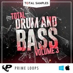 Total Samples Total Drum Bass Vol.3 MULTiFORMAT