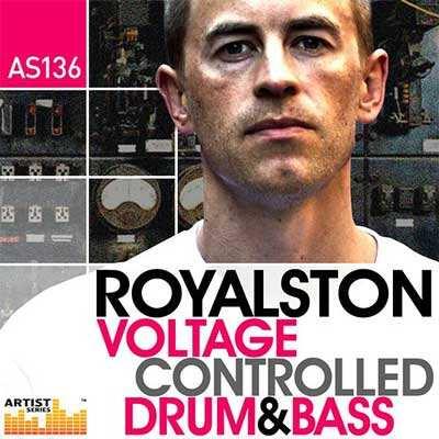 Loopmasters Royalston Voltage Controlled Drum and Bass MULTiFORMAT