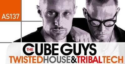 Loopmasters The Cube Guys Twisted House and Tribal Tech MULTiFORMAT