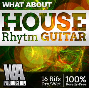 WA Production What About House Rhytm Guitar WAV-DISCOVER
