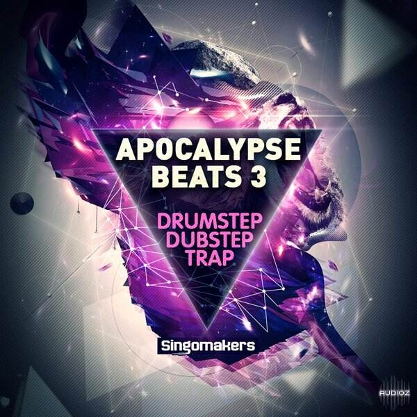 Singomakers Apocalypse Beats 3 Trap Dubstep and Drumstep WAV REX
