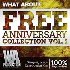 What About – Free Anniversary Collection Vol 1