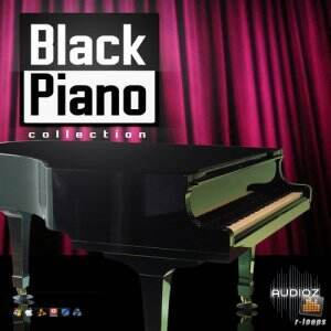 Rafik Loops Black Piano Collection MULTiFORMAT