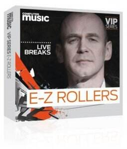 Computer Music – VIP Series E-Z Rollers' Live Breaks WAV