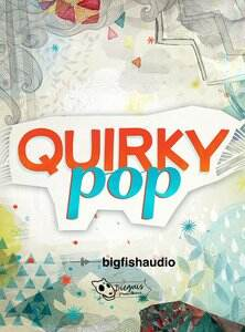 Dieguis Productions and Big Fish Audio Quirky Pop MULTiFORMAT