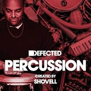 Defected Records Defected Percussion Shovell MULTiFORMAT