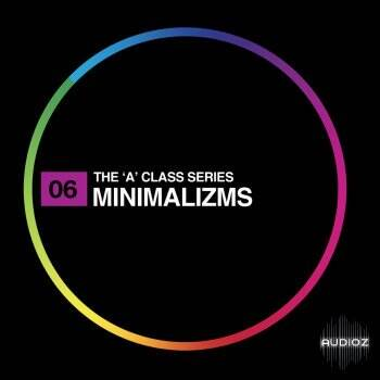 Digital Redux Class A Series Vol 06 Minimalizms MULTiFORMAT DVDR-DYNAMiCS
