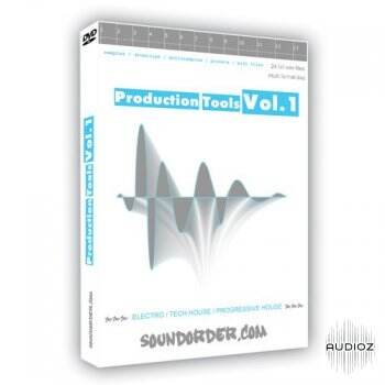 Best Service Production Tools Vol 1 MULTiFORMAT DVDR-KRock