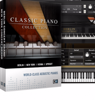 Native Instruments Classic Piano Collection KONTAKT