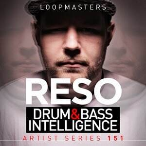 Loopmasters – Reso – Drum and Bass Intelligence MULTiFORMAT