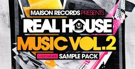 Loopmasters Maison Records Real House Music Vol 2 MULTiFORMAT