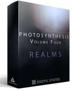 Jeremiah Pena Photosynthesis Vol 4 Realms KONTAKT