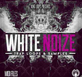 King Loops White Noize Vol 1 WAV MiDi