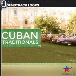 Soundtrack Loops Cuban Traditionals WAV NATiVE iNSTRUMENTS MASCHiNE KiT