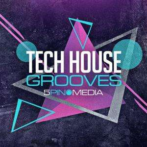 5Pin Media Tech House Grooves MULTiFORMAT