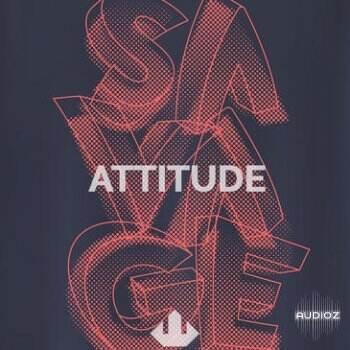 Smemo Sounds Savage Attitude WAV AiFF MiDi