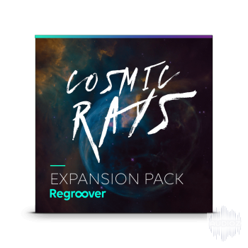 Accusonus Regroover Expansion Pack: COSMIC RAYS