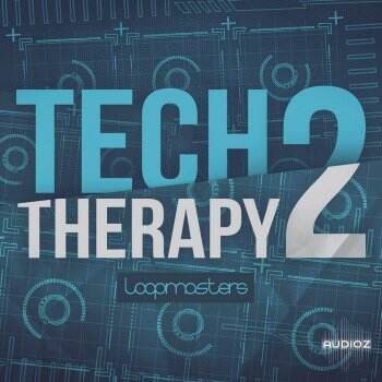 Loopmasters Tech Therapy 2 WAV REX