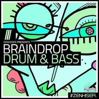 Zenhiser Braindrop Drum and Bass MULTiFORMAT-DECiBEL