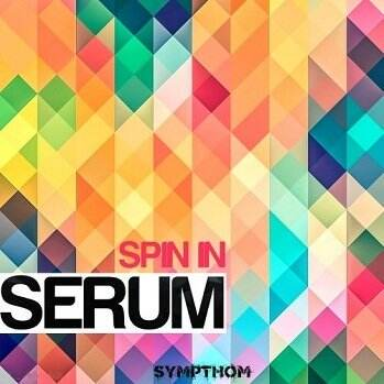 Sympthom Spin In WAV MiDi XFER RECORDS SERUM-DISCOVER