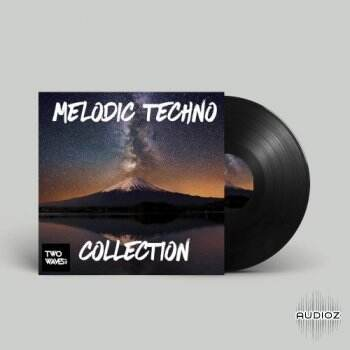 Two Waves Melodic Techno Collection WAV MiDi
