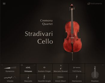 Native Instruments Stradivari Cello v1.0.0 KONTAKT